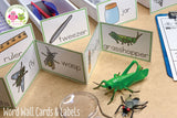 Entomology Lab (Bug Research Lab) Dramatic Play Printables