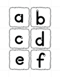 Monster Alphabet & Letter Formation Activities