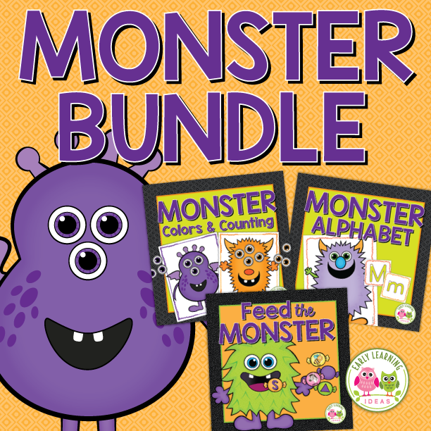 Monster Activity Bundle