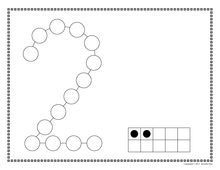 Load image into Gallery viewer, Number Dot Activity Sheets for 0-20