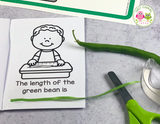 Plants & Seeds Science for Preschool & Pre-k | Green Bean Investigation