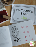 Make Your Own Number Books | 1-10 Counting Books