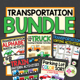 Transportation Activity Bundle