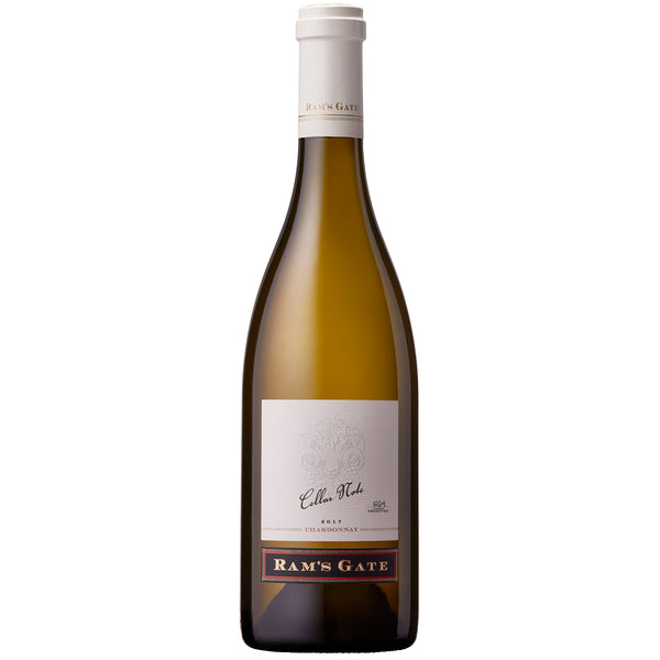 2017 Chardonnay, Cellar Note - Ram's Gate Winery