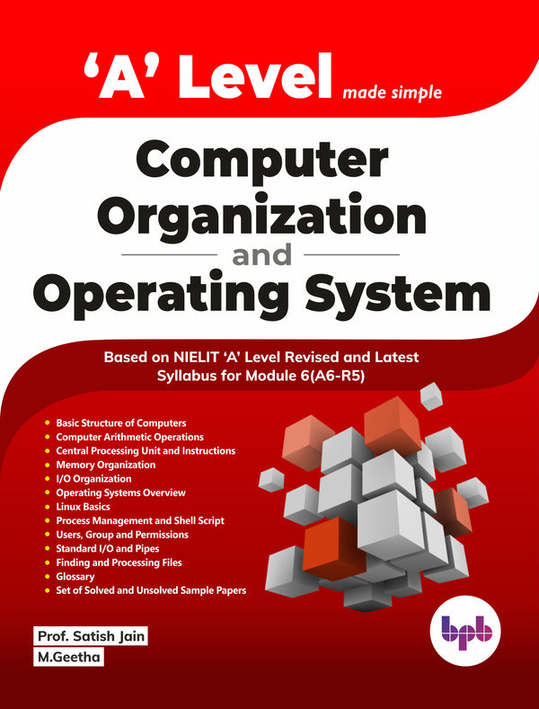 Computer Organization and Operating System