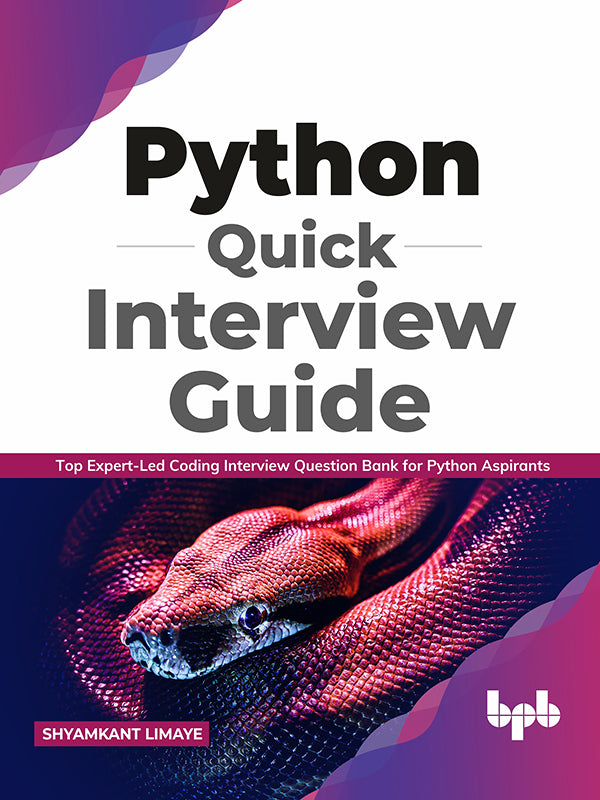 Python Quick Interview Guide