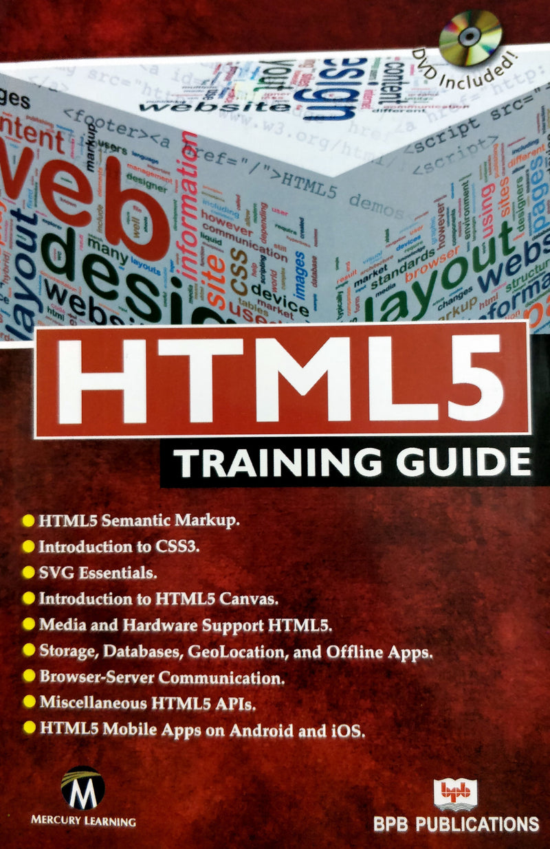 HTML5 Training Guide