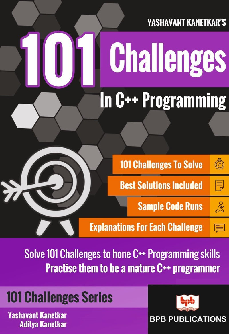 101 Challenges In C++ Programming