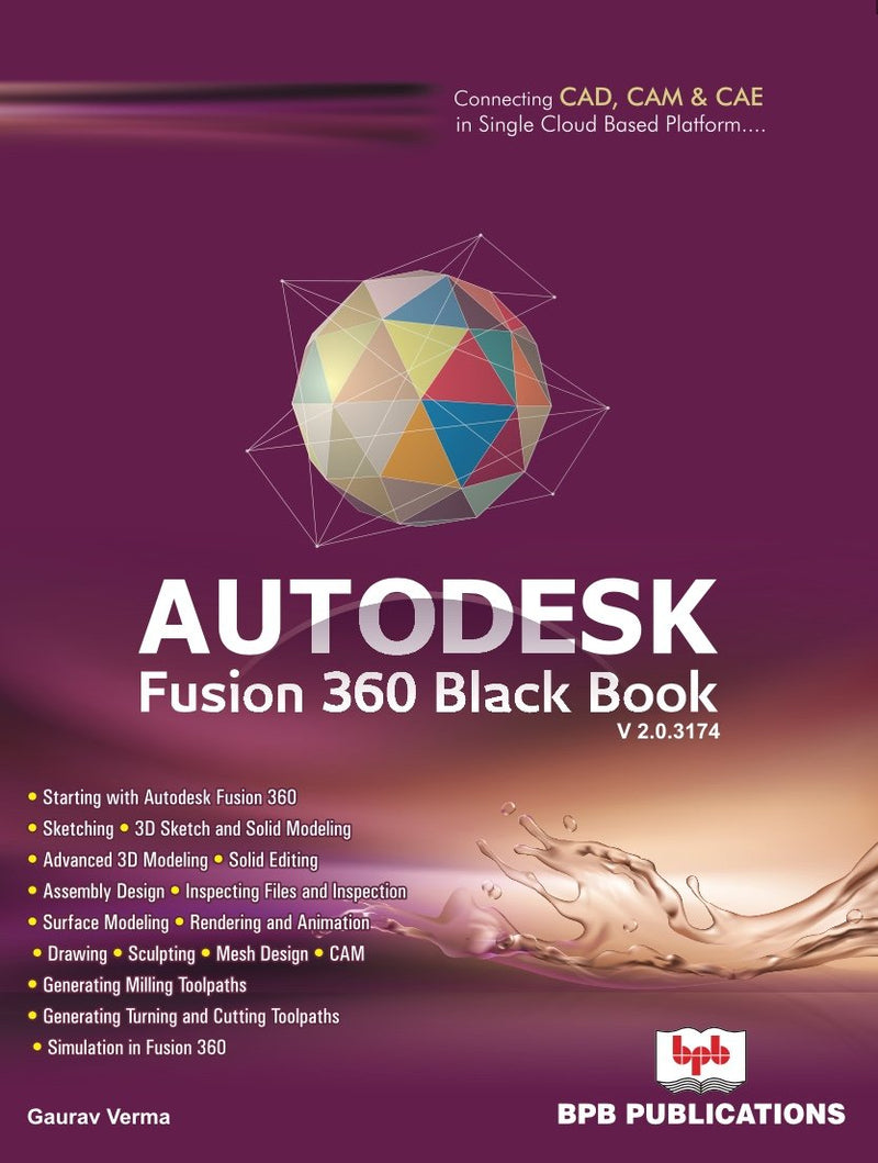 AutoDesk Fusion 360 Black Book