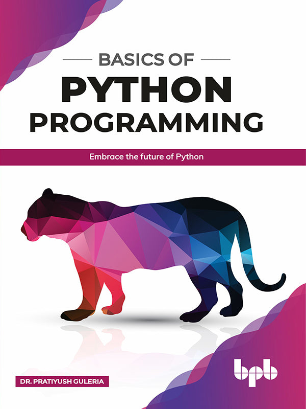 Basics of Python Programming