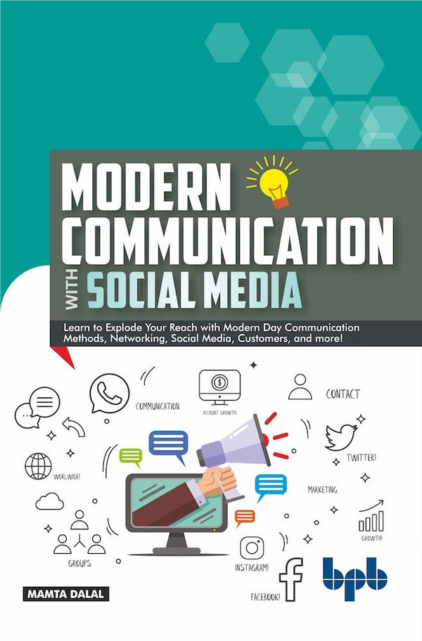 Modern Communication with Social Media