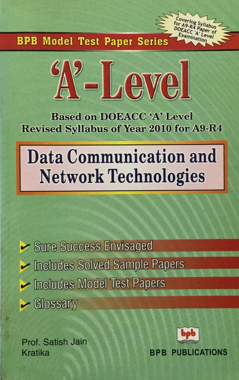 Data Communication and Network Technologies model test paper