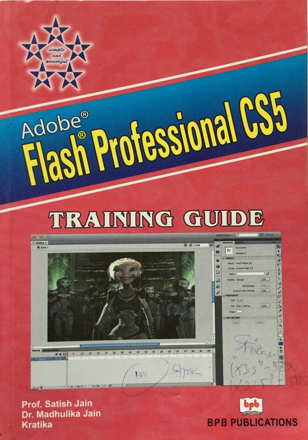 Adobe Flash Professional CS5 Training Guide