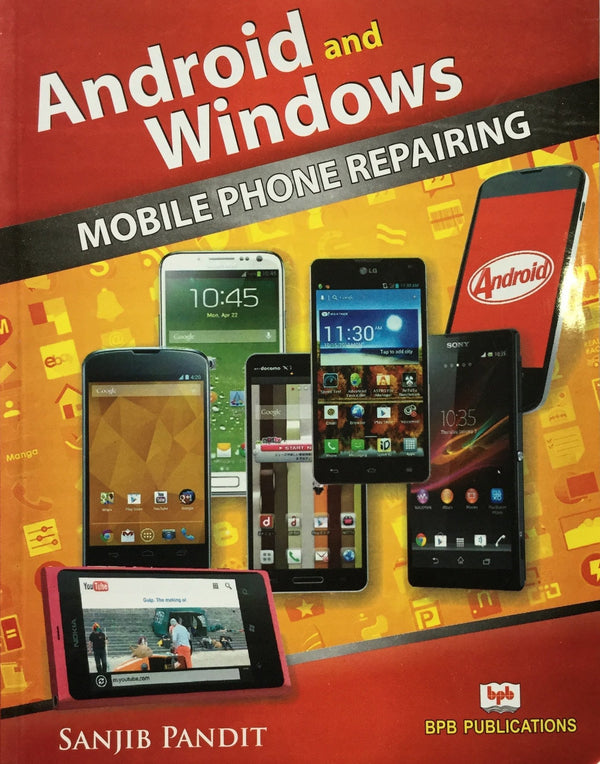 Android and Windows Mobile Phone Repairing