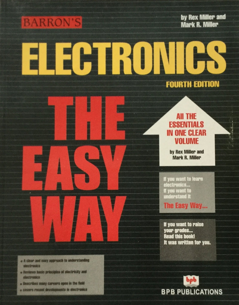 Barron's Electronics The Easy Way