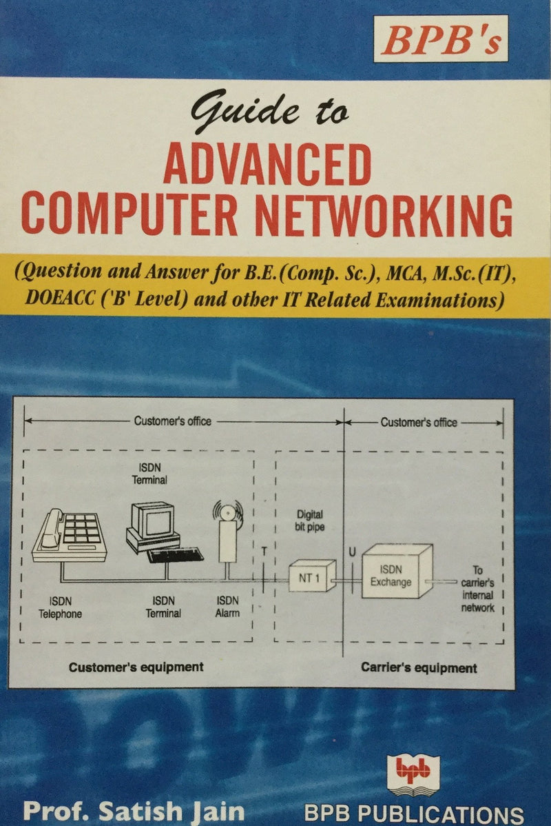 Guide to Advanced Computer Networking