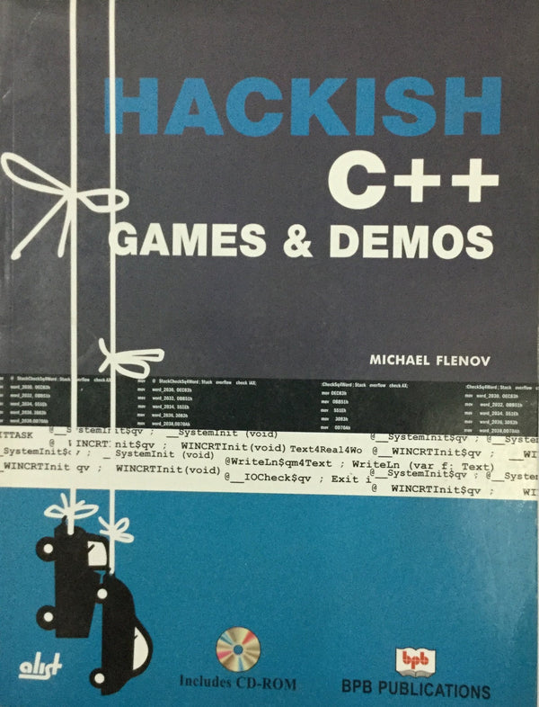 HACKISH C++ Games online  books