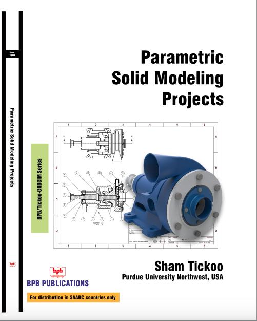 Parametric Solid Modeling projects