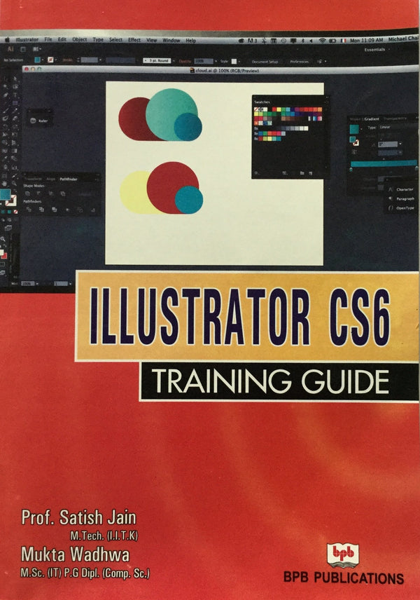 Illustrator CS6 Training Guide