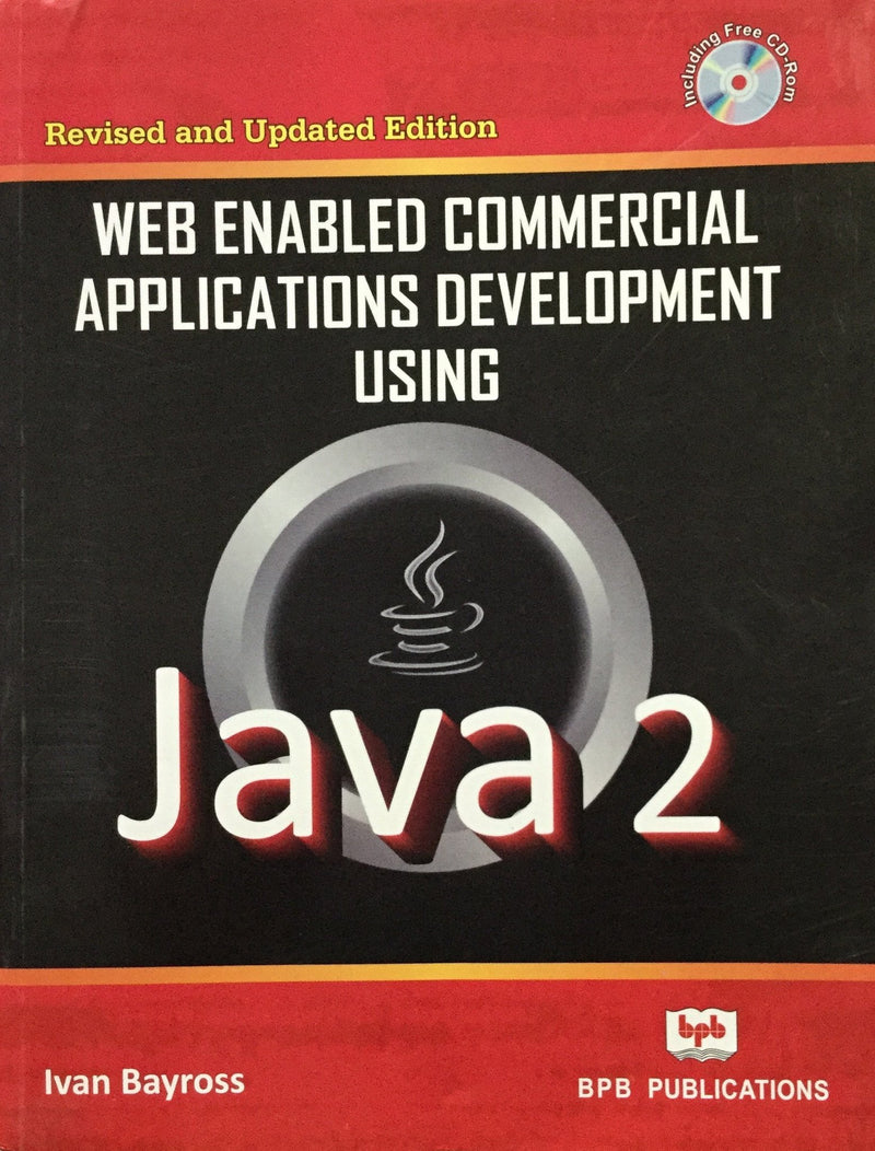 Web enabled Commercial Applications Development Using Java