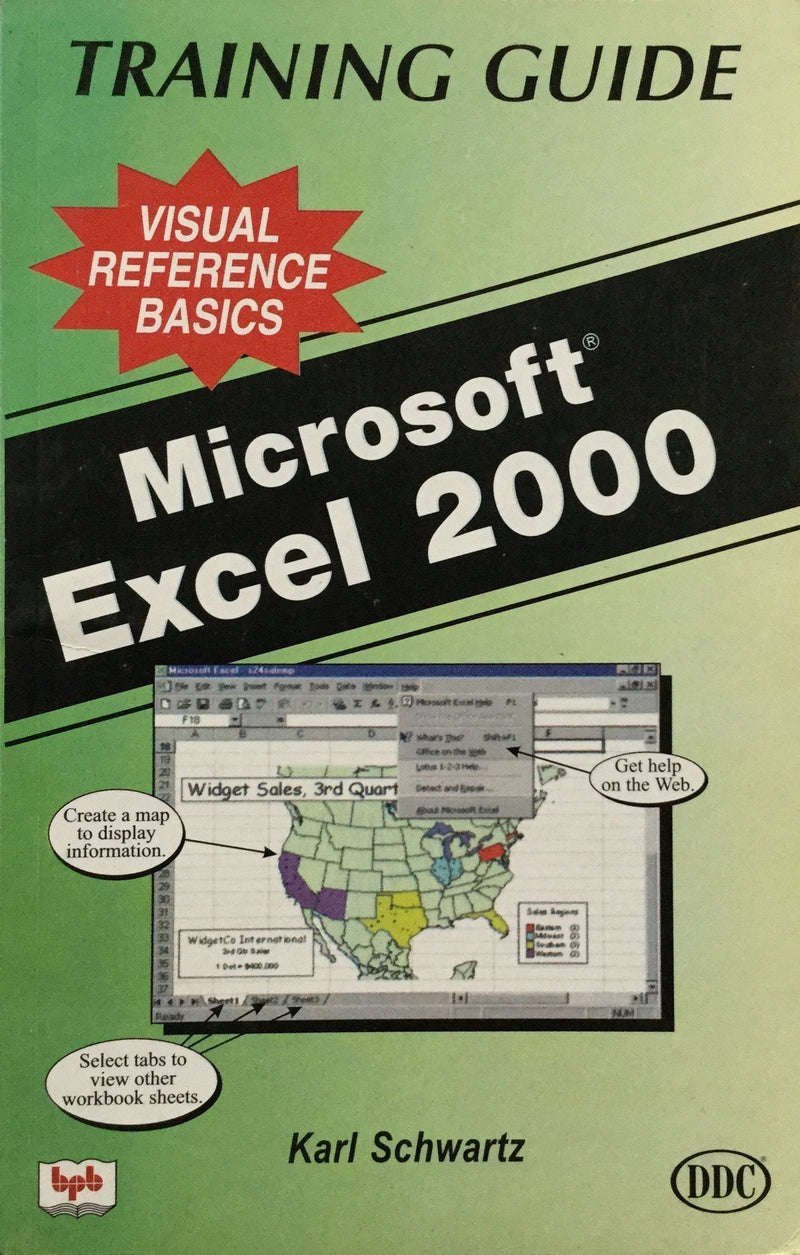 Training Guide Microsoft Excel 2000