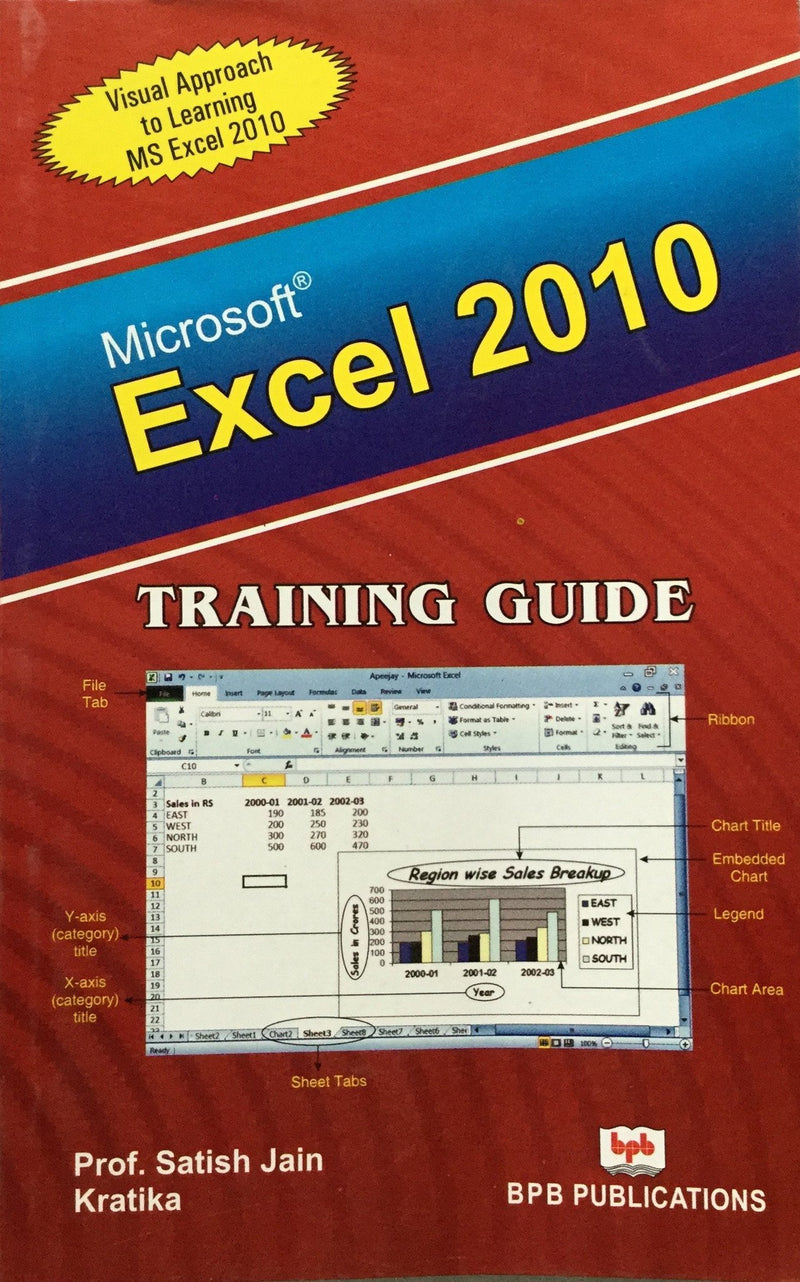 Excel 2010 Training Guide
