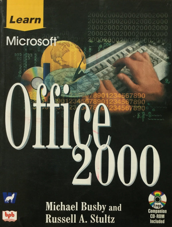 Learn Microsoft Office 2000 books
