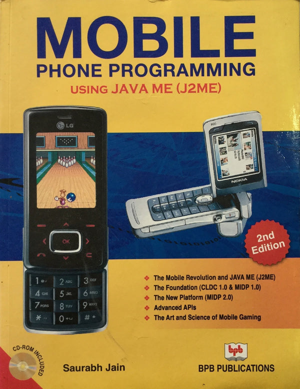 Mobile Phone Programming Using