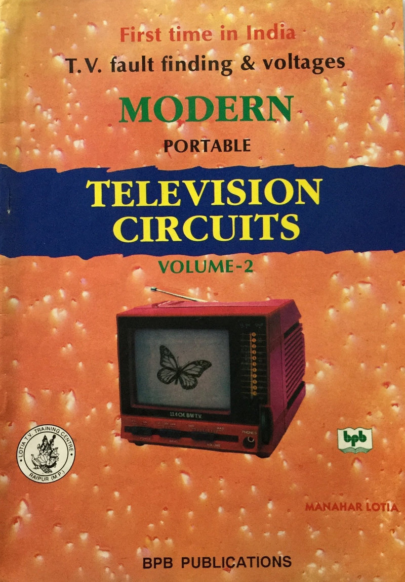 Modern Portable Television Circuits buy online books