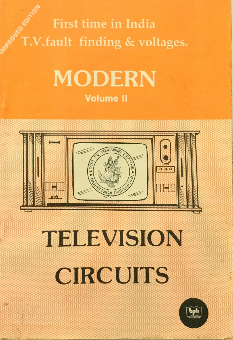 Modern Television Circuits buy online