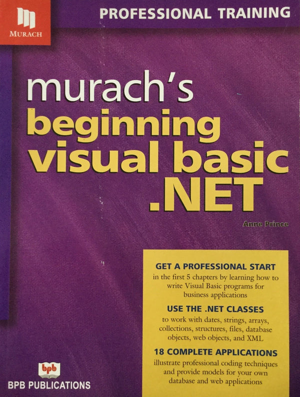 buy online visual basic books