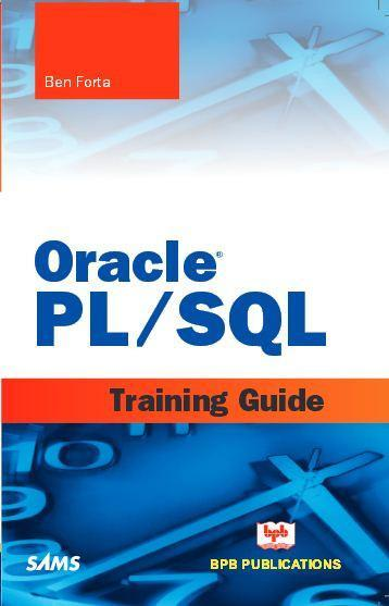 Oracle PL/SQL Training Guide
