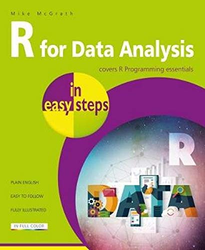 R for Data Analysis in Easy Steps