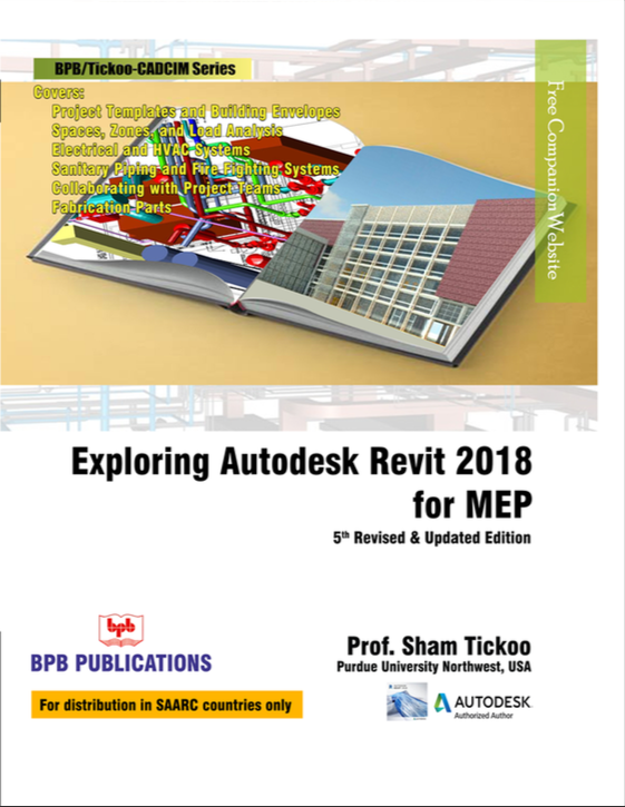 Exploring Autodesk Revit 2018 for MEP