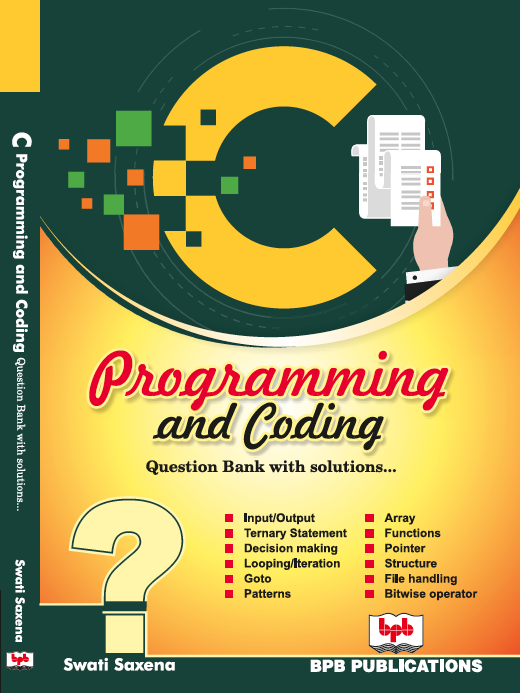 C Programming and Coding Question Bank with solutions