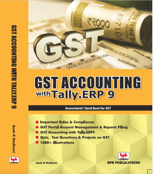 GST Accounting Using Tally .ERP 9