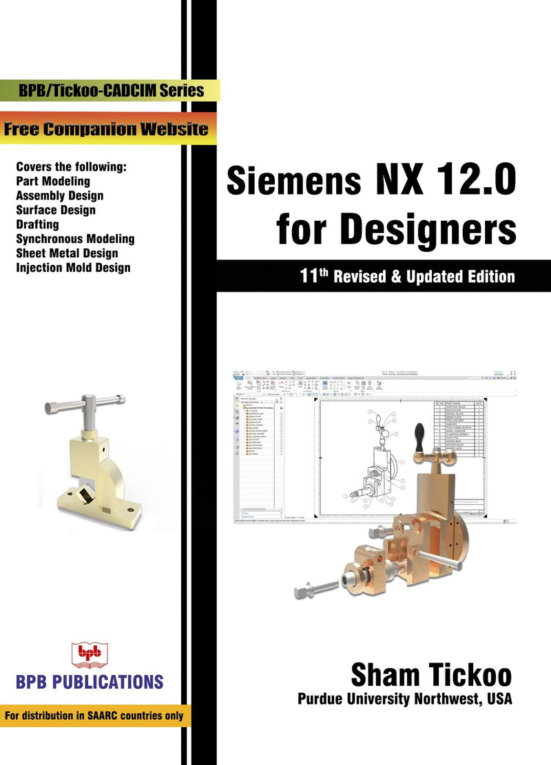 Siemens NX 12.0 for Designers