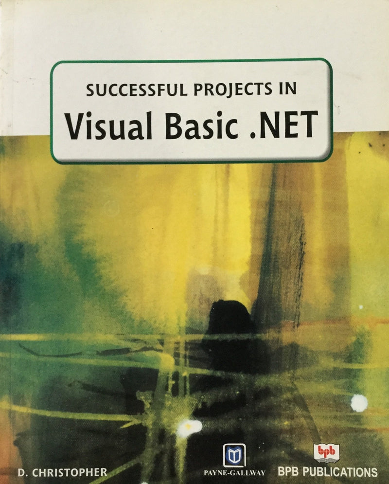 Successful Projects In Visual Basic .NET