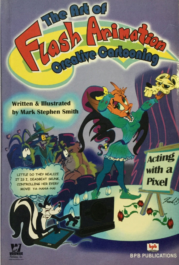 The Art of Flash Animation Creating Cartooning