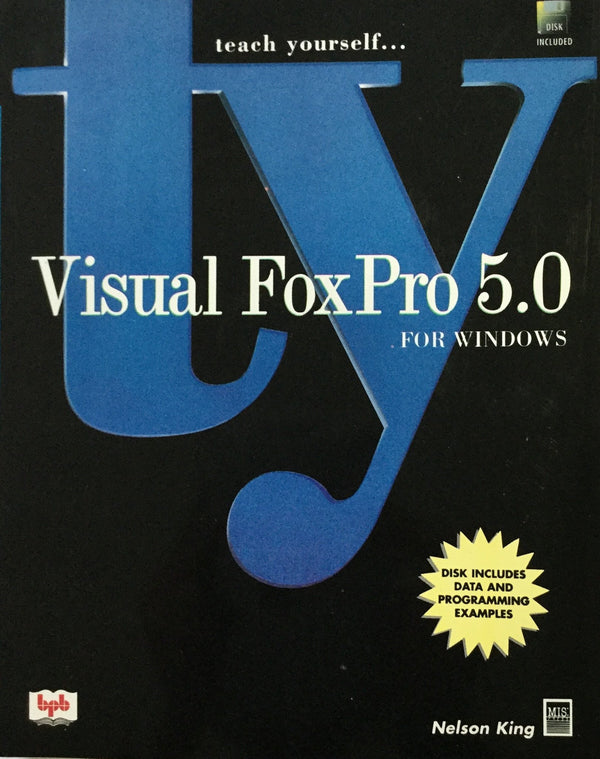 Teach Yourself Visual FoxPro 5.0 books