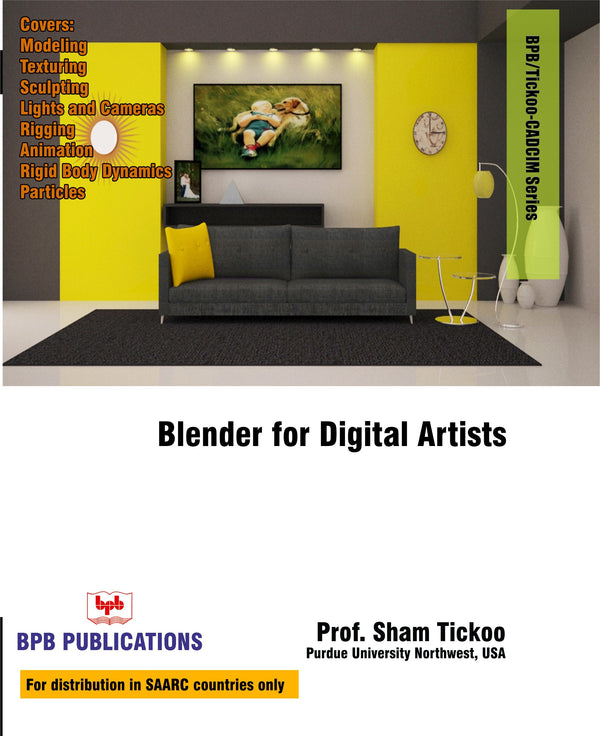 Blender for Digital Artists
