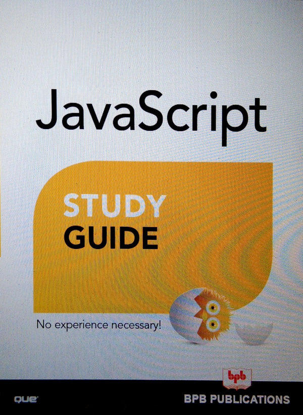 JavaScript Study  Guide