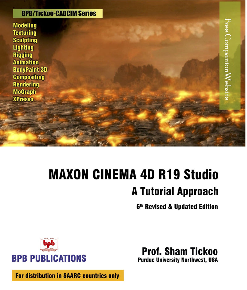 MAXON CINEMA 4D R19 Studio