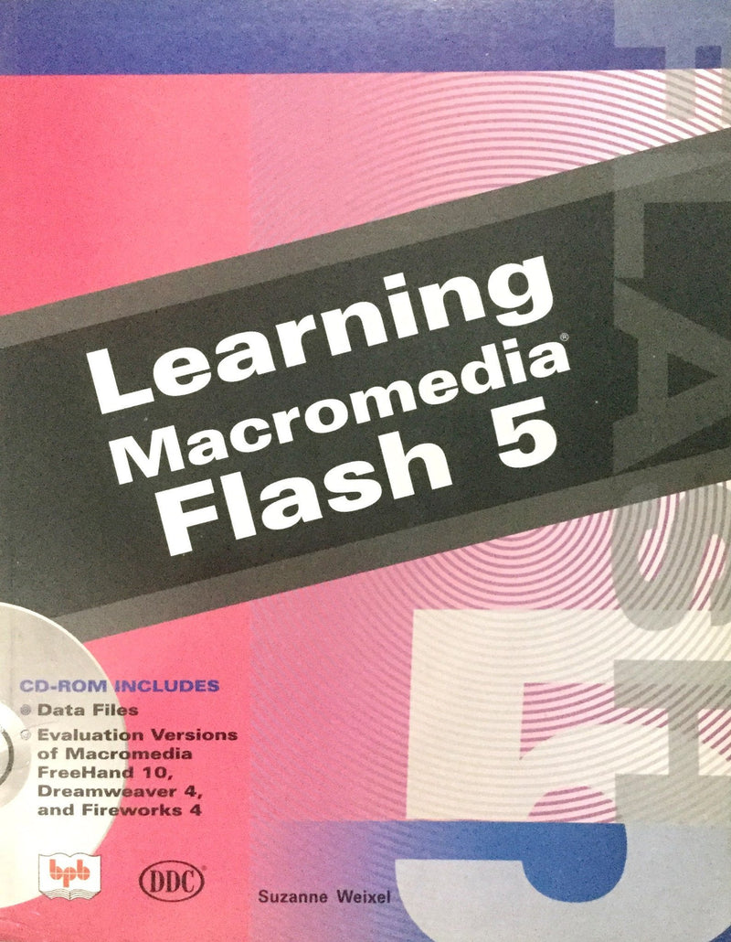 Learning Macromedia Flash books