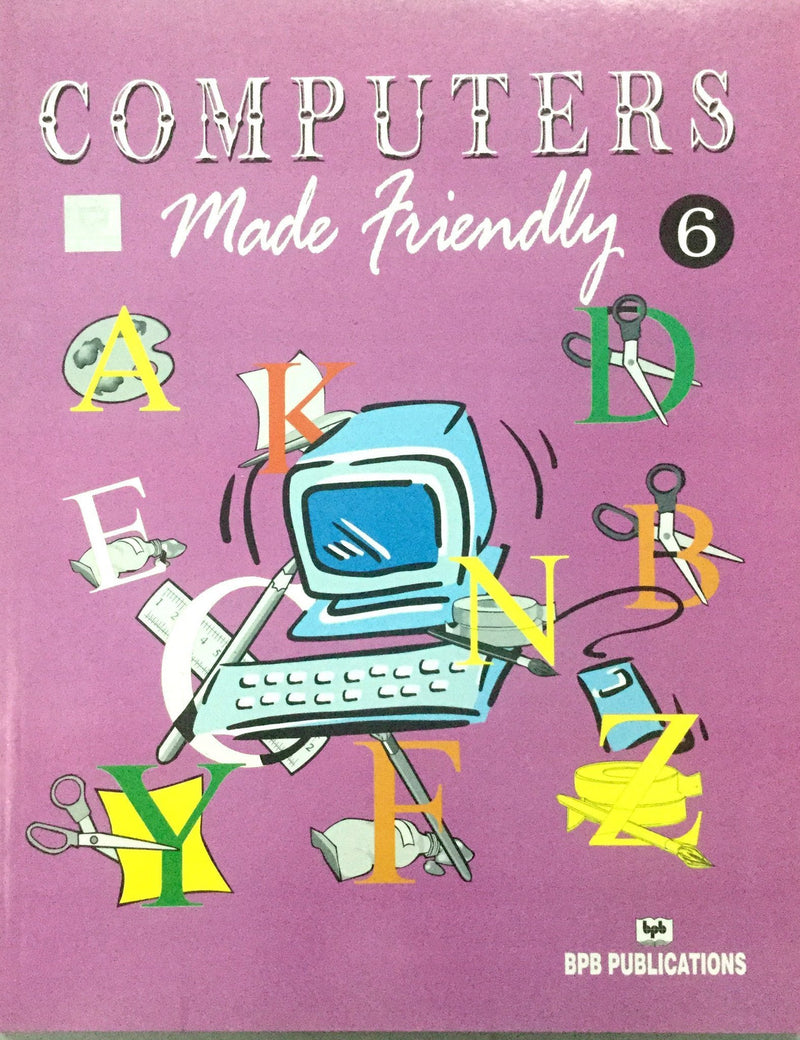 Computers Made Friendly 6 buy online