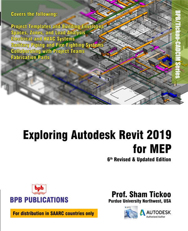Exploring Revit 2019 for MEP