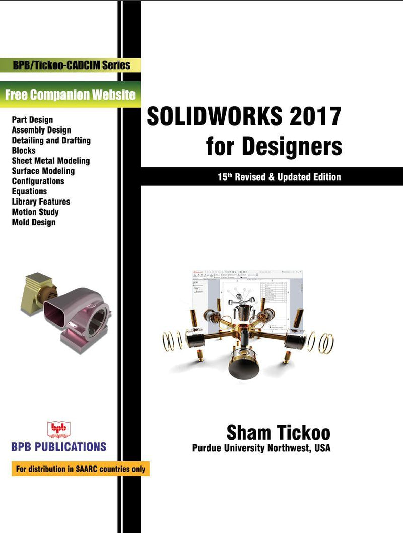 Solidworks 2017 for Designers