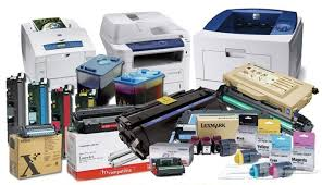 Ink, Toners, Paper and Other Consumables
