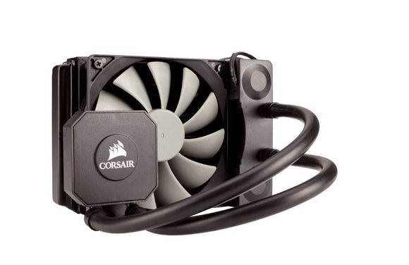 Corsair H45 120mm Liquid CPU Cooler 1x12CM Fan, Intel LGA: 1200, 1155, 115X, 1366, 2011, 2011-3, 2066, AMD: AM2, AM3, FM1,