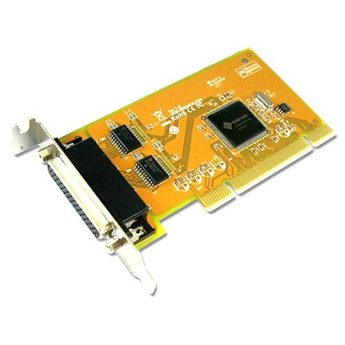Sunix COMCARD-2LP Dual Port Serial IO Card Low Profile PCI Card - 2Port RS-232 Universal PCI Low Profile Serial Board